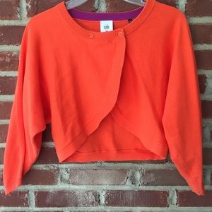[CAbi] Piccolo Shrug Cardigan orange #5008
